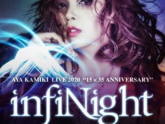 Aya Kamiki - InfiiNIght Promotion Art