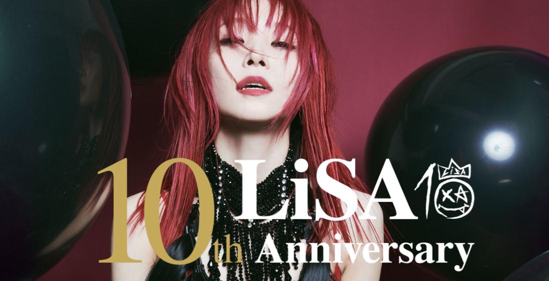 LiSA to release 10th Anniversary Mini Album LADYBUG May 19th - UniJolt